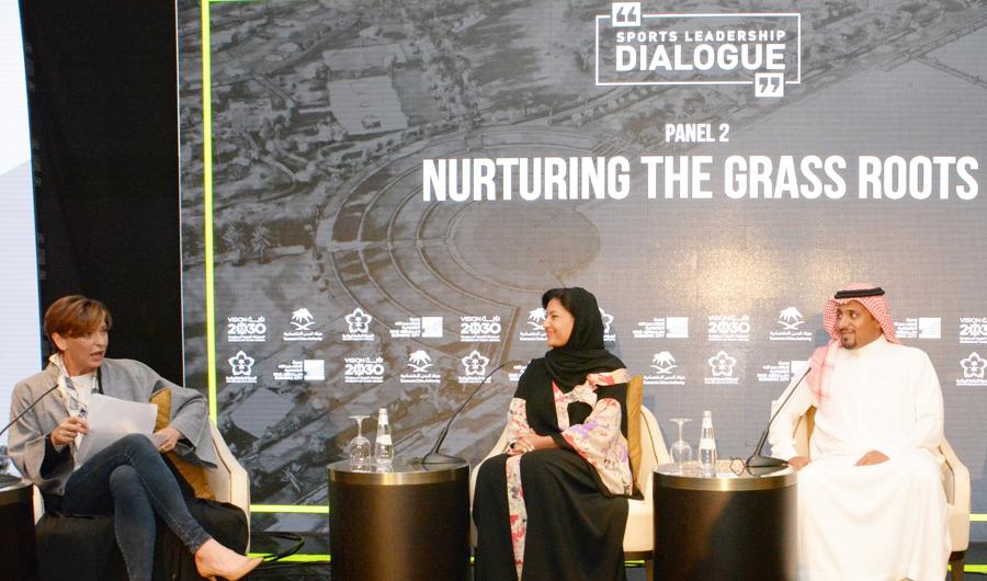 Future of sport in Saudi Arabia 'depends on the public'