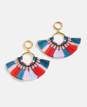 Anna Tassel Earrings